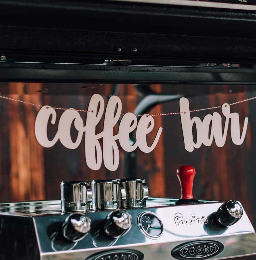 Houten Slinger Coffee Bar