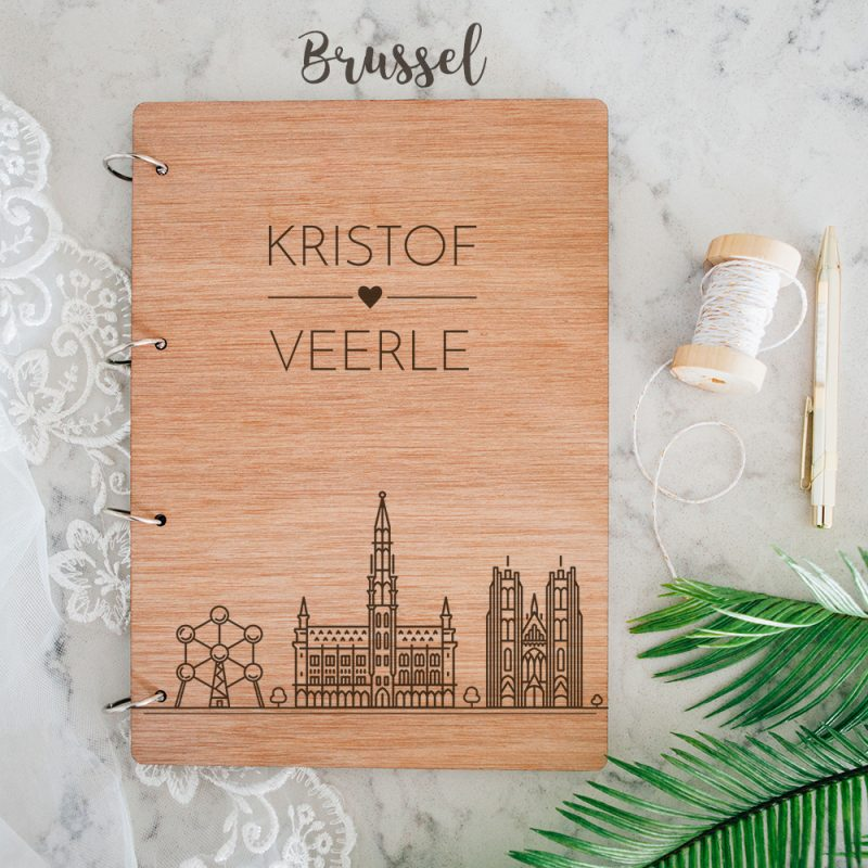 Gastenboek Skyline Brussel