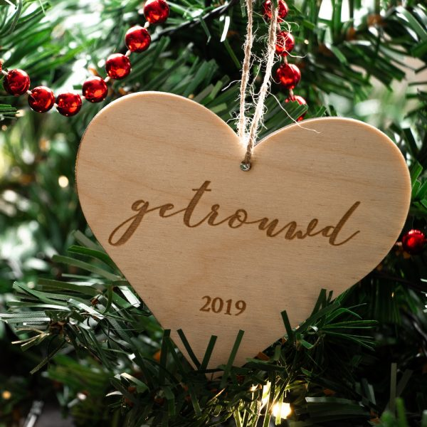 Kerstbal Verloofd / Engaged 2019