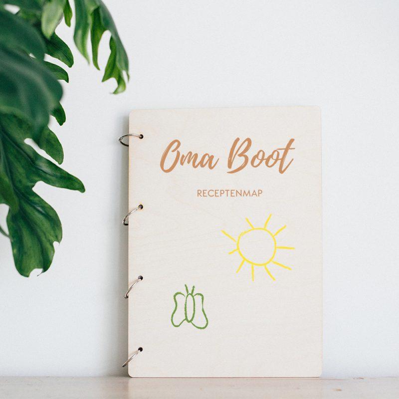 Houten Receptenboek